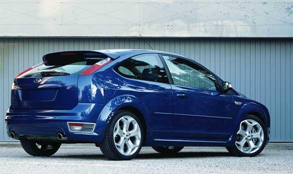Газ на автомобиль Ford Focus