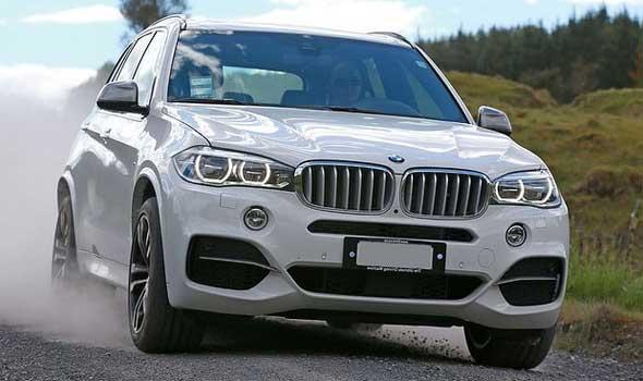 Установка ГБО на автомобиль BMW X5