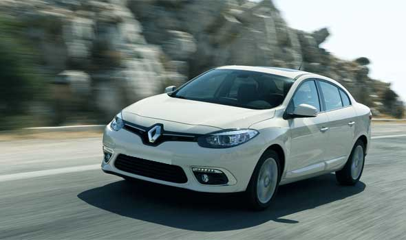 Газ на автомобиль Renault Fluence