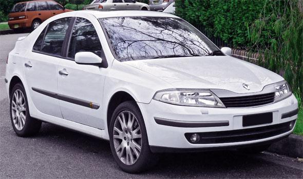 Газ на автомобиль Renault Laguna