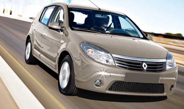 Газ на автомобиль Renault Sandero